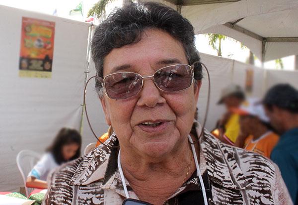 Morre aos 75 anos Dona Lúcia ex-prefeita de Barra da Estiva