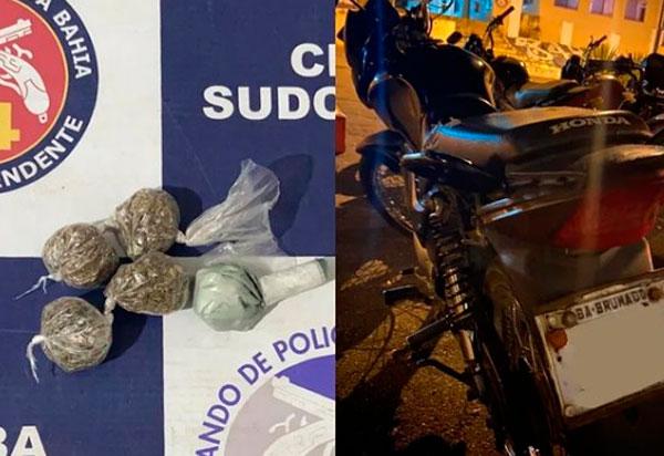 Brumado: Duas mulheres são detidas no Bairro São Jorge acusadas de tráfico de drogas