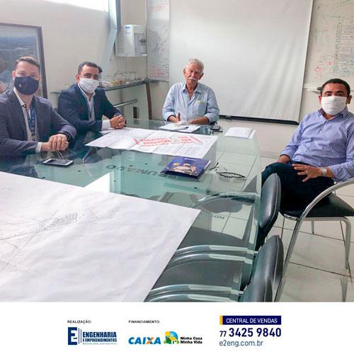 E2 Engenharia apresenta novo empreendimento na cidade de Brumado