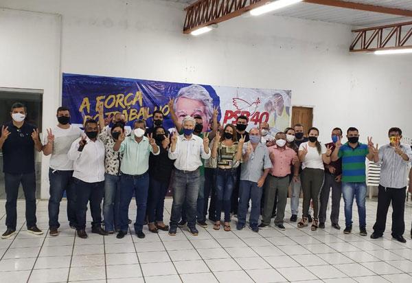 Brumado: Eduardo Vasconcelos reúne grupo para anunciar Continha como candidato a vice