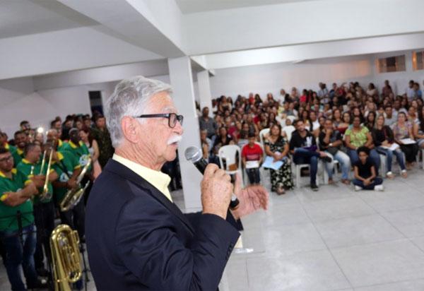 Brumado: Inauguração da ampliação da Escola Clarice Morais é marcada por emoção e reconhecimento de pais e alunos