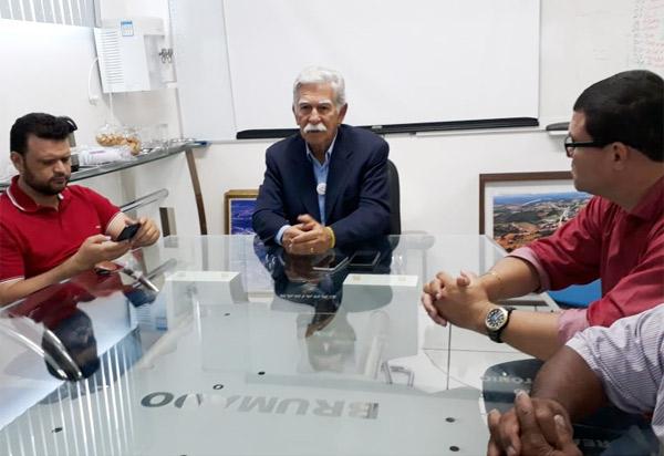 Brumado: prefeito fala sobre os possíveis erros que culminaram na queda de parte do muro de arrimoconstruído na galeria do Riacho do Bufão