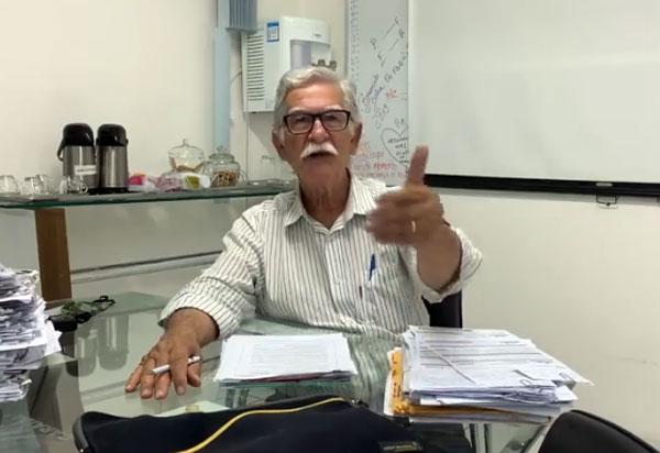 Prefeito de Brumado fala sobre a admissibilidade da denúncia para cassação de mandato