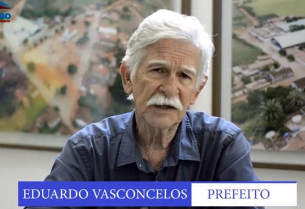Prefeito de Brumado se pronuncia sobre cassação do mandato; veja o vídeo