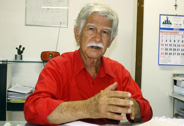 Brumado: Eduardo Vasconcelos tem sua candidatura registrada no TSE