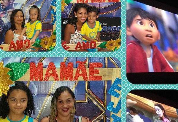 Brumado: Emoção e alegria dominam as homenagens às mães da Escola Élcio José Trigueiro