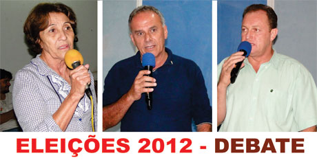 BRUMADO: DEBATE ENTRE PREFEITURÁVEIS ACONTECE SEXTA