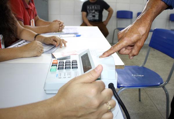 Por Covid-19, TSE excluirá biometria das Eleições 2020