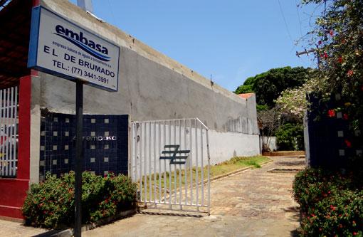 Brumado: Embasa garante que o abastecimento de água na Vila Presidente Vargas está normal