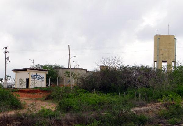 Embasa informa que o abastecimento em parte do município de Aracatu está ocorrendo com vazão reduzida, devido a problemas operacionais na barragem Riacho do Jardim