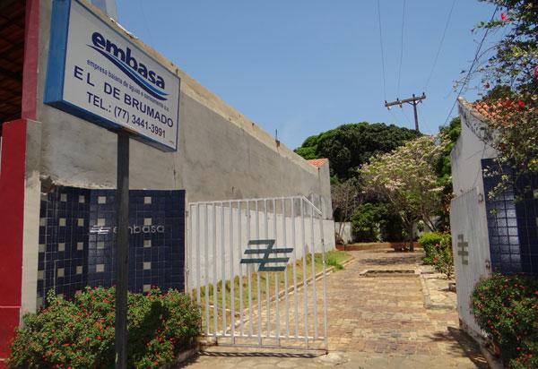 Abastecimento de água em bairros e localidades rurais de Brumado registra irregularidade por falta de energia elétrica