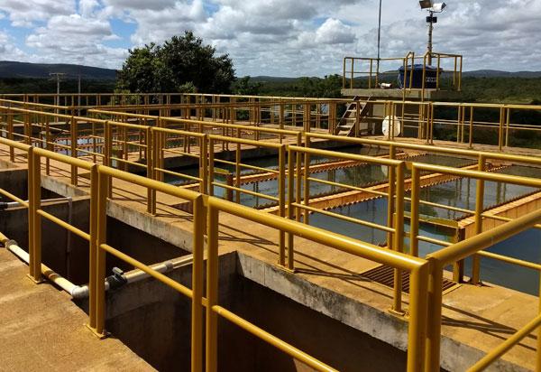 Abastecimento de água afetado em Brumado e Malhada de Pedras nesta quinta (16)