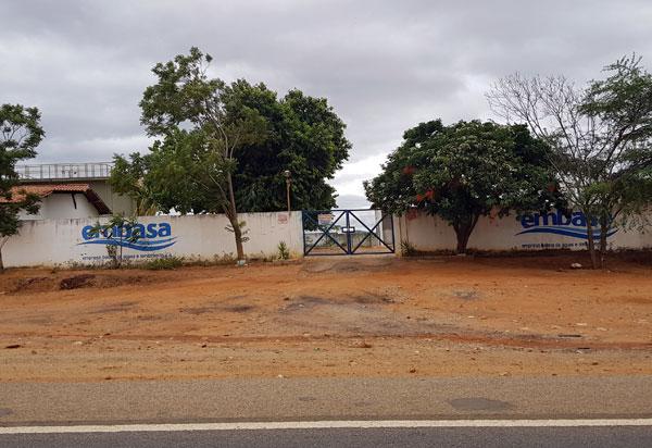 Abastecimento de água temporariamente interrompido em bairros de Brumado e Malhada de Pedras