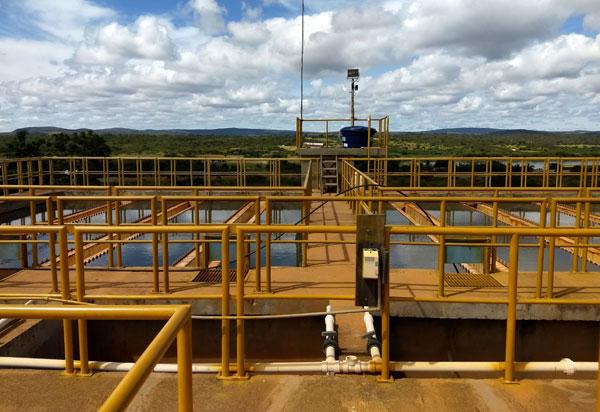 Manutenção preventiva interromperá abastecimento de água em Brumado e Malhada de Pedras  nesta quarta (11)