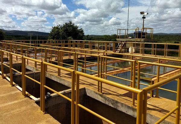 Problemas operacionais reduzem oferta de água em Brumado e Malhada de Pedras