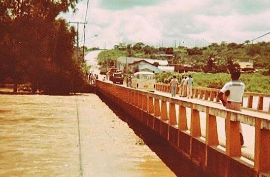 Brumado: Enchentes históricas do Rio do Antônio