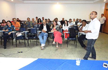 ENCONTRO DOS ARTICULADORES DE EDUCAÇÃO FÍSICA