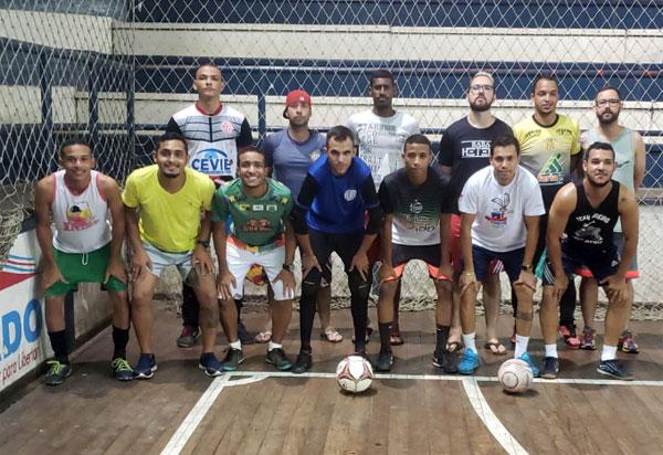 Treinadores solicitam apoio dos empresários brumadenses para equipe de Futsal que irá disputar torneios na região