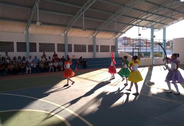 Secretaria da Educação entrega ampliação e reforma de escolas em Caetité e Caculé
