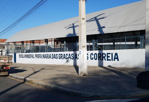 Brumado: escola Graças Assis está sem água; direção alega que já informou a Embasa, mas problema não foi resolvido