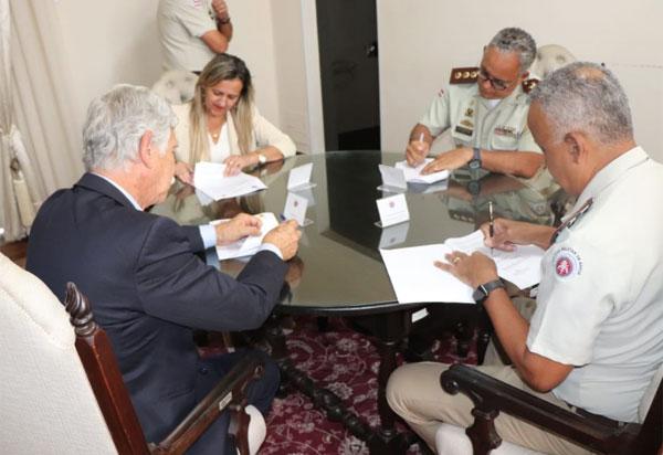 Brumado ganha mais um Colégio Militar por meio da parceria entre Administração Municipal e PM-BA