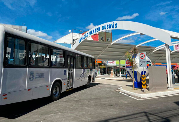 Conquista: Inaugurada Estação Herzem Gusmão