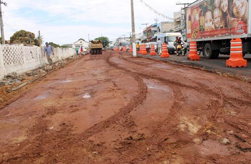Brumado: Obras no estacionamento do Derba são retomadas e devem ser concluídas nos próximos dias