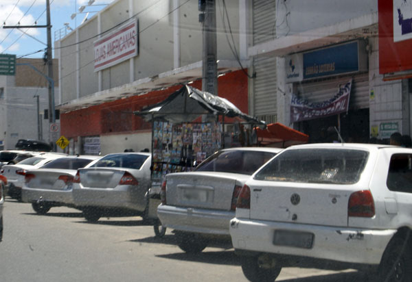 Brumado: comerciantes pedem flexibilidade sobre mapeamento e preços que serão cobrados na zona azul