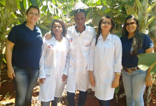 Estudantes de Malhada de Pedras e Candiba têm projetos de Ciência e Tecnologia selecionados pela FAPESB