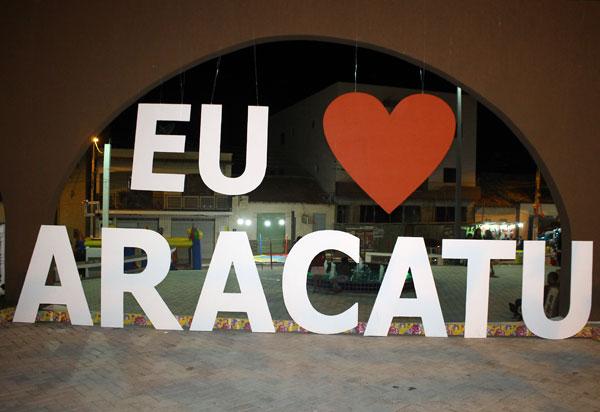 Aracatu completa 56 anos de emancipação política