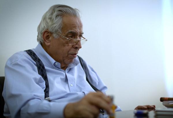 Ex-presidente do Vasco, Eurico Miranda morre aos 74 anos vítima câncer no cérebro