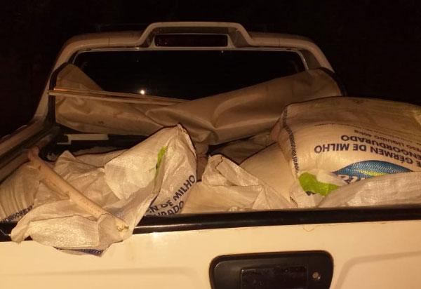Meia tonelada de explosivos é achada em veículo na Chapada Diamantina
