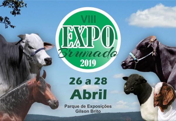 VII EXPOBRUMADO acontece de 26 a 28 de abril