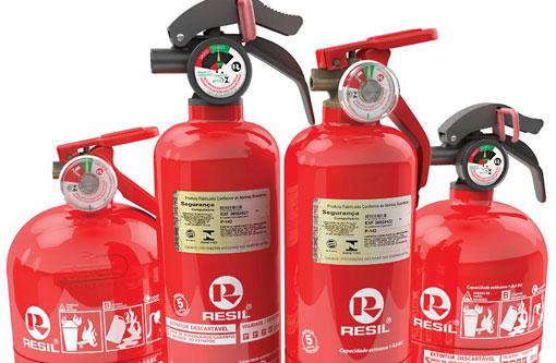 Uso de extintor do tipo ABC em veículos passa a ser obrigatório