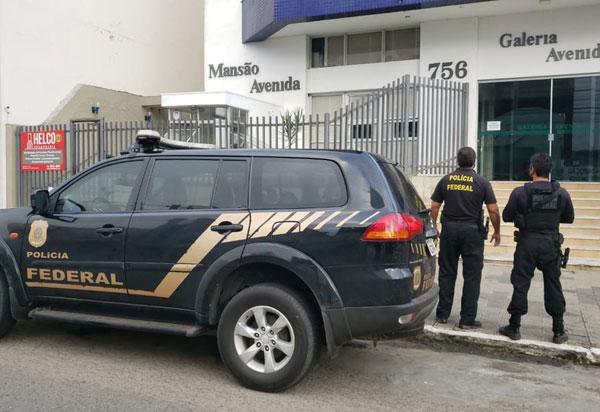 Jequié: Justiça afasta prefeito e PF apura fraudes em contratos e desvio de verbas no município