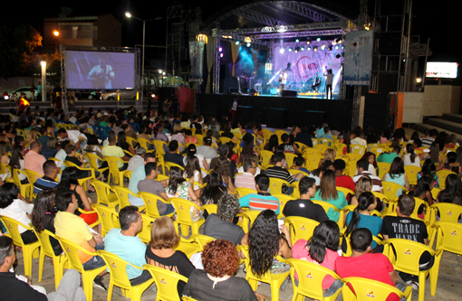 Fotos: Segunda noite do Festival de Música Popular - Brumado