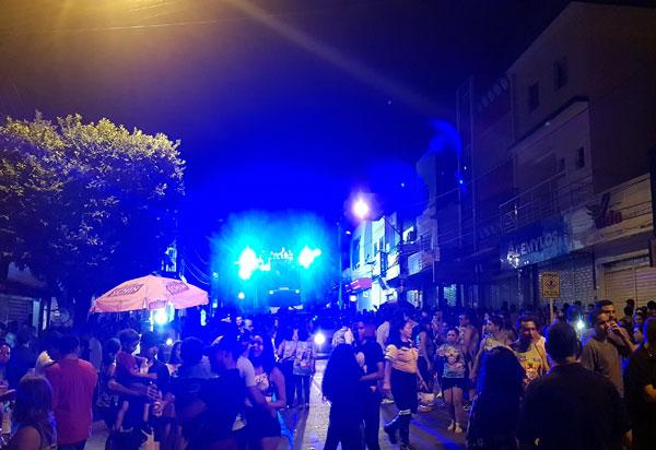 Festa da Luz foi realizada em Brumado no último sábado (22)