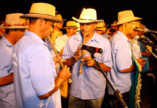 Foi realizada em Aracatu a tradicional Festa de Reis