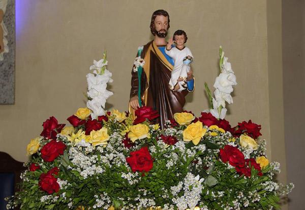 Brumado: No dia de São José, fiéis homenageiam o santo patrono da igreja e protetor da Sagrada Família