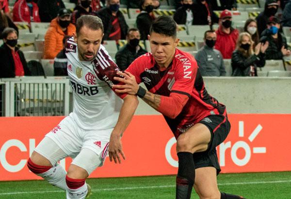 Copa do Brasil: Athletico-PR e Flamengo empatam em jogo equilibrado