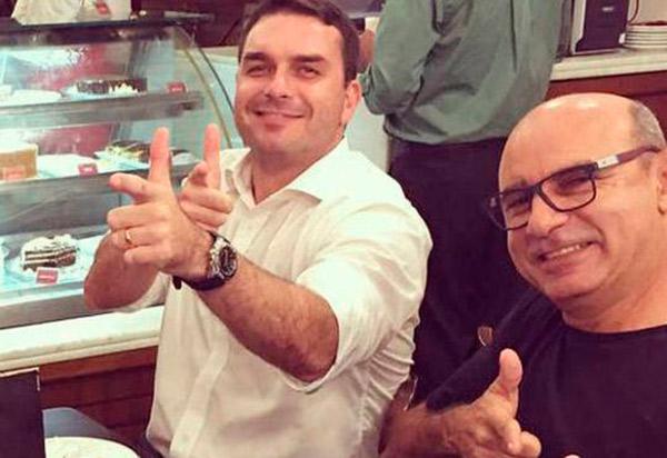 Fux suspende investigação sobre movimentações de ex-assessor que era lotado no gabinete do filho de Bolsonaro