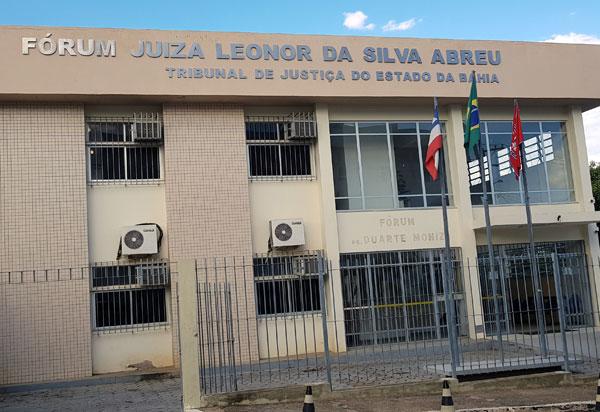 Em novembro, comarca de Brumado trabalha com foco no julgamento de crimes dolosos contra a vida