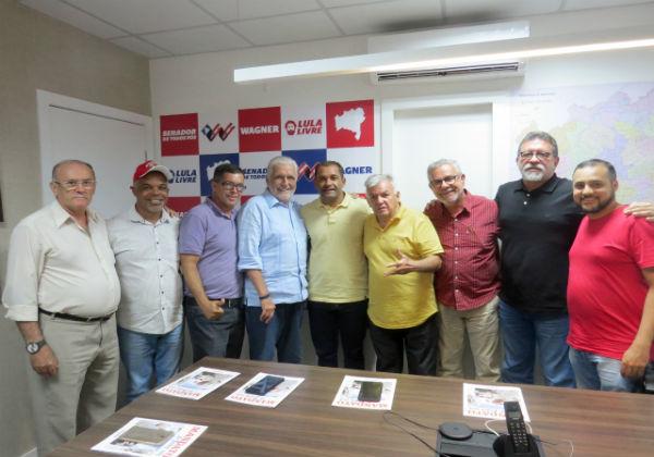 Brumado: pré-candidato a prefeito, Zé Ribeiro tem o apoio do senador Jaques Wagner ( PT)