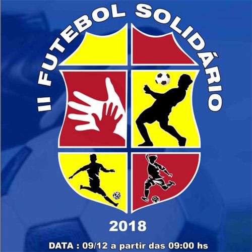 Será realizado na AABB de Brumado o II Futebol Solidário com participação de jogadores profissionais