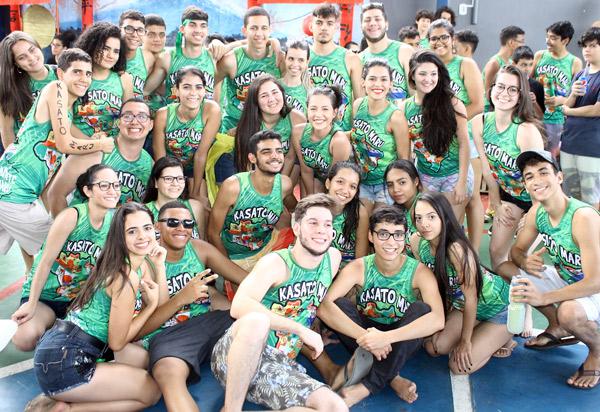 Centro Educacional Monteiro Lobato realizou a XX Gincana Cultural Estudantil