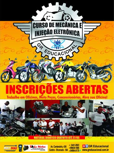 Brumado  inscreva-se para o curso de mecânica em motos e injeção eletrônica ae6d4f5f23