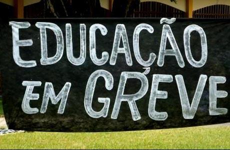GREVE DOS PROFESSORES NA BA BATE RECORDE DE DURAÇÃO