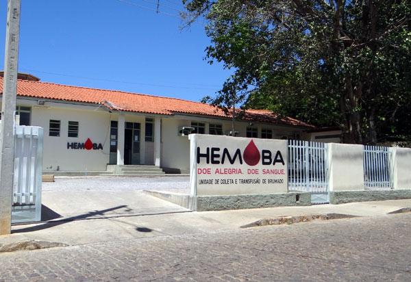 Hemoba de Brumado convida voluntários à doação de sangue para conter queda de estoque durante a pandemia