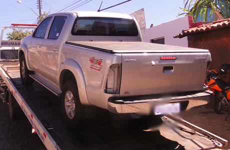 Brumado: Ladrões roubam retrovisores e lanternas de Veículo