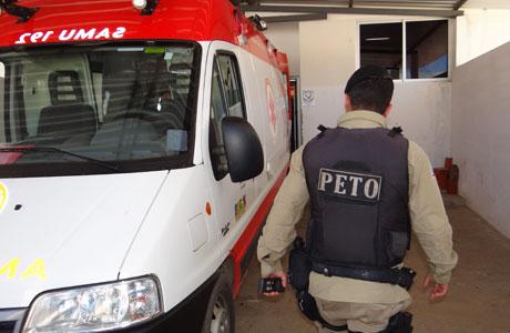 BRUMADO: TENTATIVA DE HOMICÍDIO NO BAIRRO SÃO FELIX